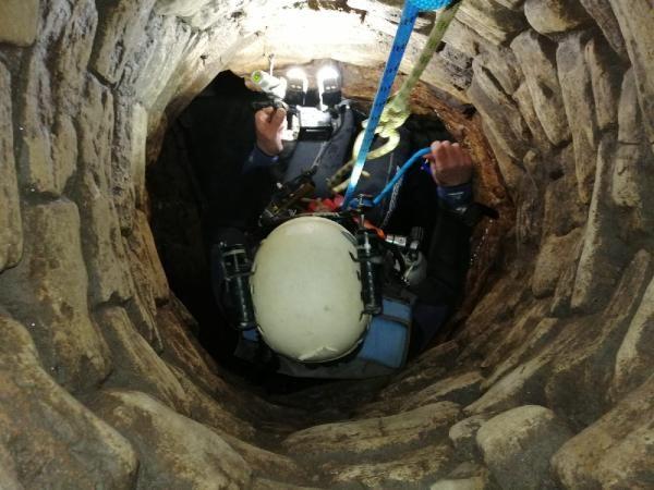 Ayasofya'nın yeraltı yapıları, üç boyutlu olarak tarandı #1