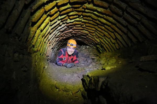 Ayasofya'nın yeraltı yapıları, üç boyutlu olarak tarandı #5