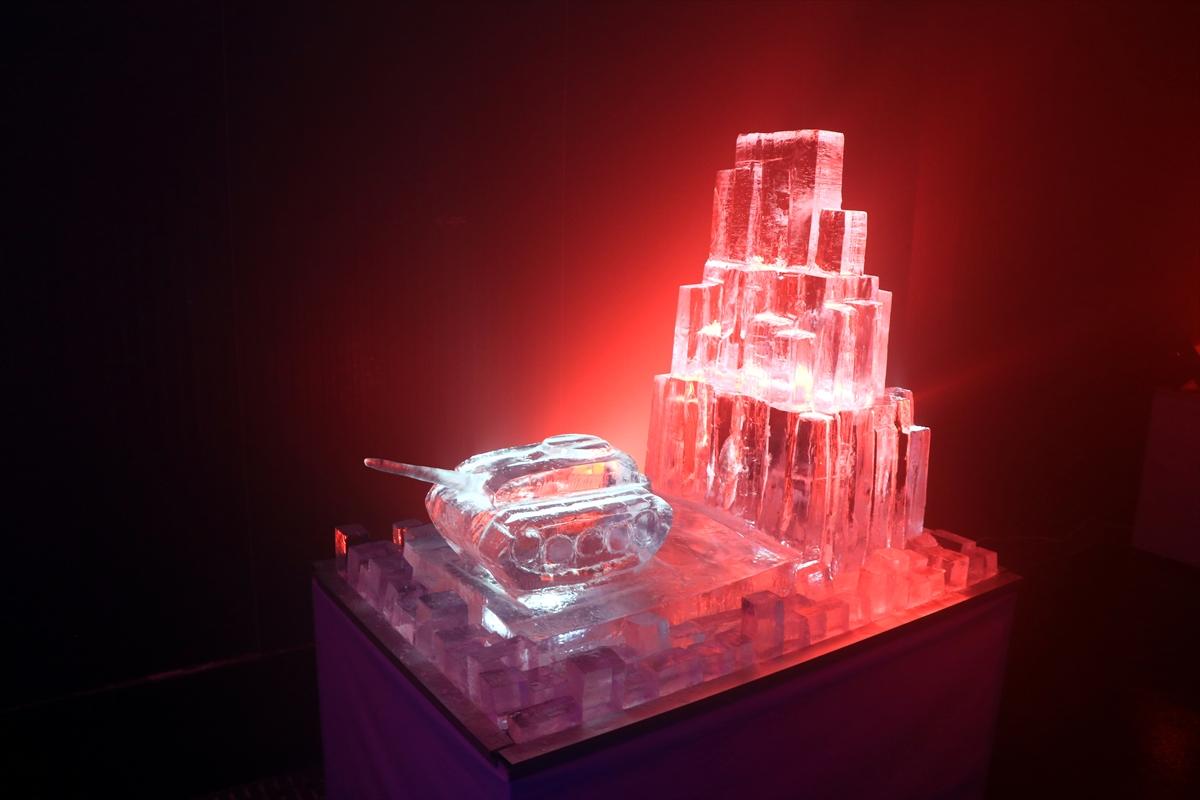 Erzurum'da Türkiye'nin ilk buz müzesi açıldı #8