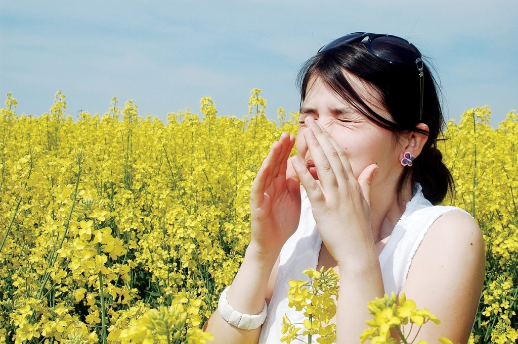 İlkbahar Alerjilerine Dikkat!