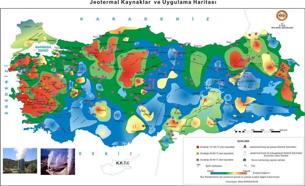 Jeotermal Kaynaklarımızı Küçümsüyoruz