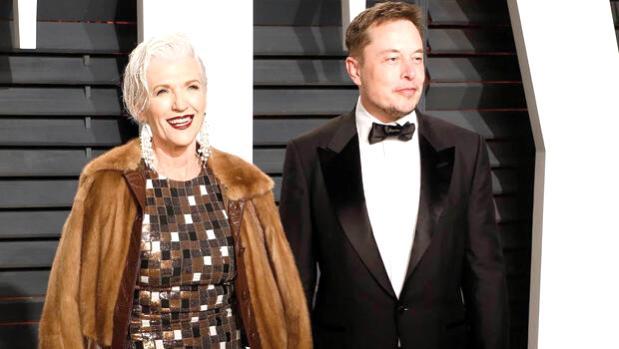 Maye Musk: 67 yaşında süper model oldum artık zamanı gelmişti