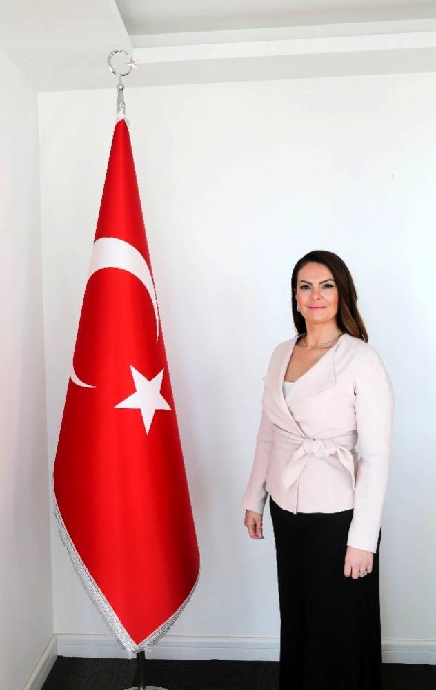 Türkiye'nin eğitimli, cesur ve özgüveni yüksek kadın girişimcilere ihtiyacı var