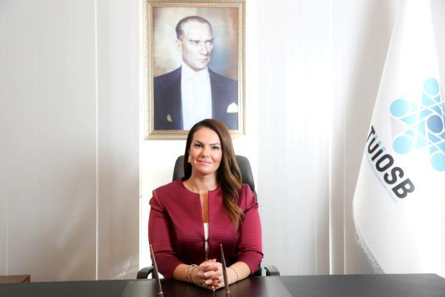 """""""Türkiye'nin eğitimli, cesur ve özgüveni yüksek kadın girişimcilere ihtiyacı var"""""""